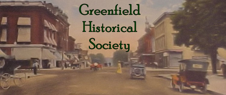 Early Greenfield Street Scene